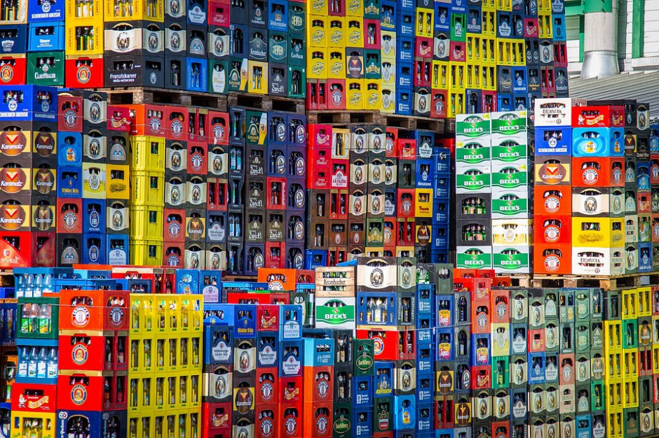 Browary inwestują w logistykę przed szczytem sezonu letniego