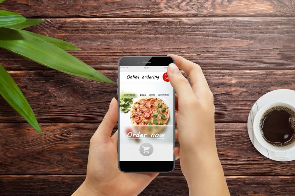 Rynek gastronomiczny przyspiesza, m.in. dzięki zamówieniom online
