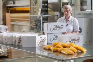 Makarony Sotelli: Trudno wejść na rynek makaronów. Trzeba szukać niszy i budować nowe kategorie