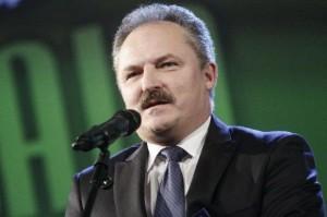 """Marek Jakubiak o incydencie pod Sejmem: """"Był taki element szarpania"""""""