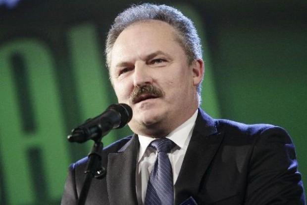 Marek Jakubiak o incydencie pod Sejmem: