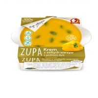 Profi wprowadza zupę krem z żółtych warzyw z pestkami dyni