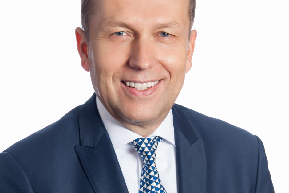 Air Products ma nowego wiceprezesa na region Europy Wschodniej