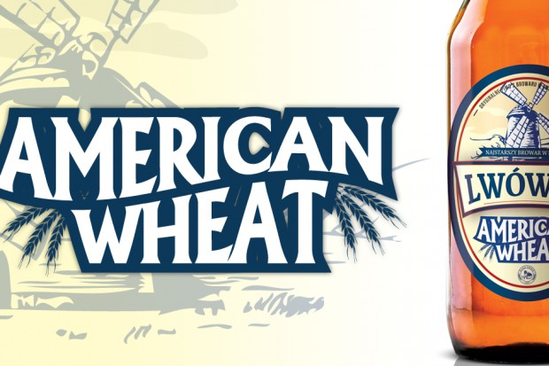 Lwówek American Wheat - nowość w ofercie Browarów Regionalnych Jakubiak