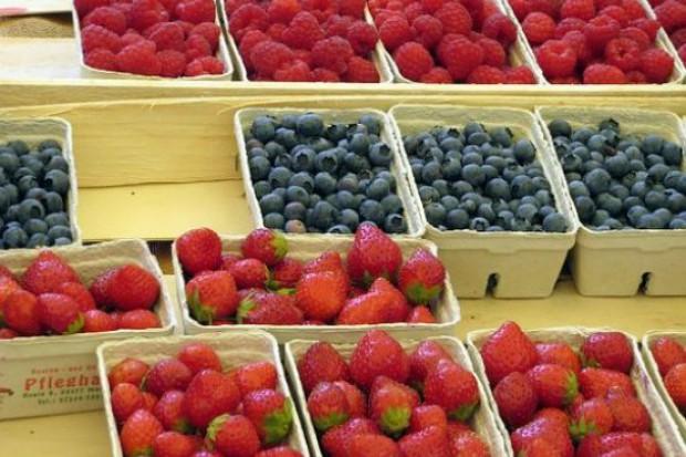 Polacy spożywają coraz więcej owoców jagodowych