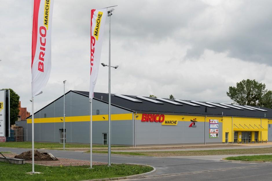 Grupa Muszkieterów otwiera supermarket Bricomarché w Bartoszycach