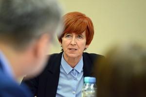 Rafalska: Coraz więcej Ukraińców pracuje w Polsce legalnie