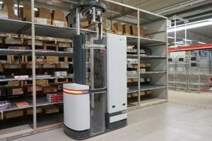 W Niemczech powstaje pierwszy inteligentny magazyn