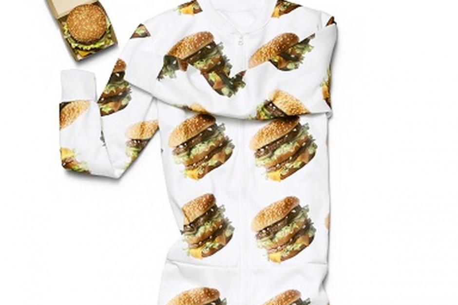 McDonald's rozdaje kombinezony w hamburgery