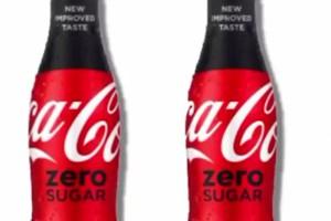 Coca-Cola odświeża markę Coca-Cola Zero i modyfikuje jej nazwę