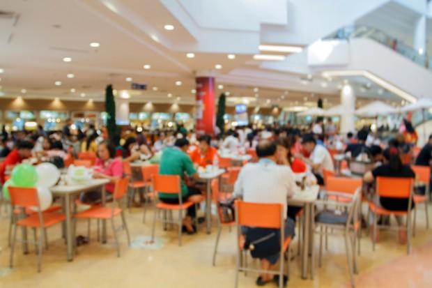 Będzie coraz więcej gastronomii w centrach handlowych