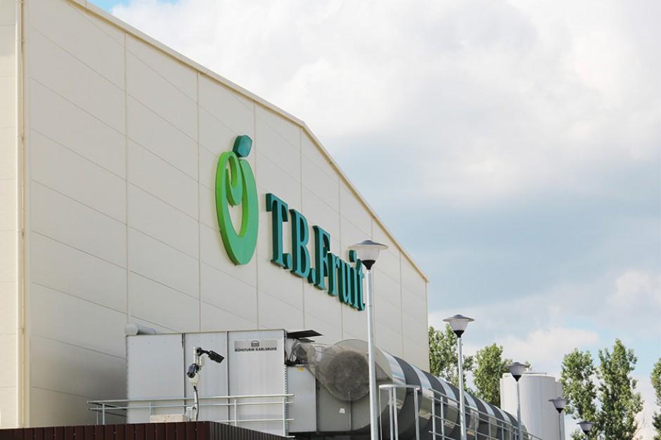 T.B. Fruit chce zbudować zakład za 25 mln EUR i produkować m.in. pektyny z jabłek
