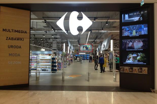 Carrefour Polska w I pół. 2017 r.: Nowe sklepy, kolejne centrum dystrybucyjne i inkubator dla startupów