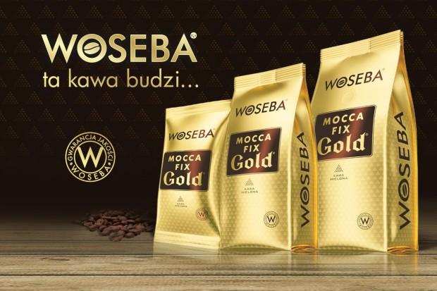 Woseba Mocca Fix Gold w nowej odsłonie