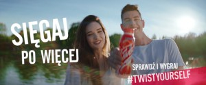 Bakoma Twist z nową kampanią: Sięgaj po więcej!