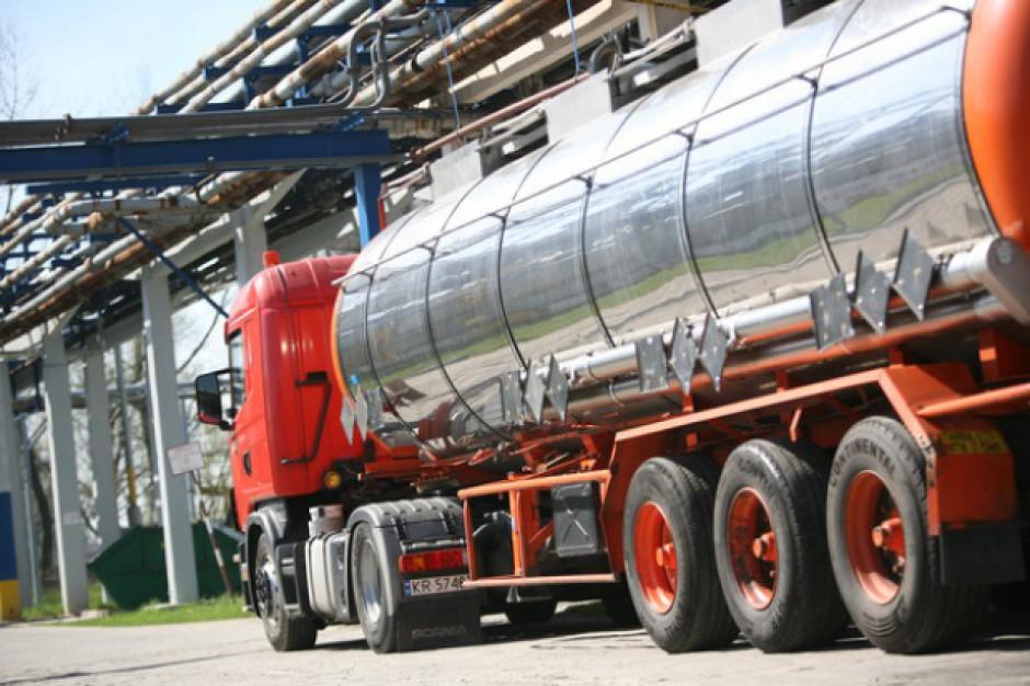Rząd chce monitorowania przewozu towarów przy pomocy GPS