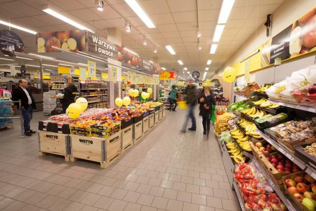 Netto Polska w I pół. 2017 r.: Remodeling sklepów, rozszerzenie marki własnej i Półki Zdrowia