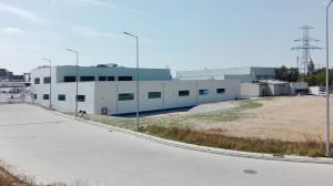 Eiffage: zakończenie rozbudowy fabryki Unilever w Poznaniu