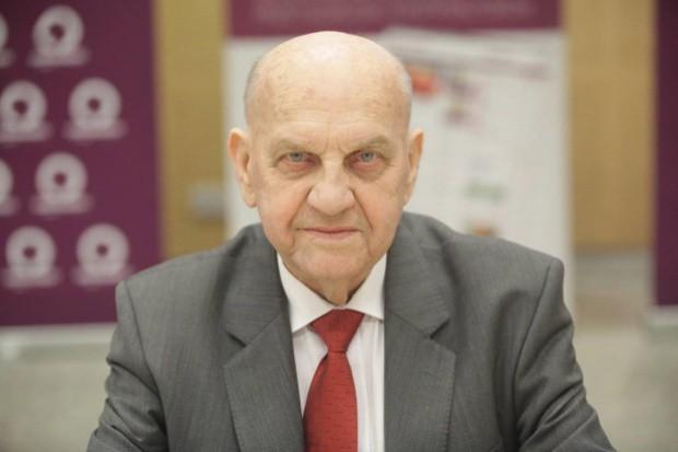 Prof. Eberhard Makosz o kosztach produkcji soku zagęszczonego