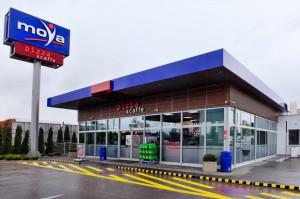 Sieć stacji paliw MOYA do 2019 roku chce mieć 250 placówek