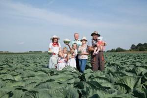 Gospodarstwo Rolne M. Sznajder: Dobre produkty spożywcze powinny mieć swoją markę (wideo)