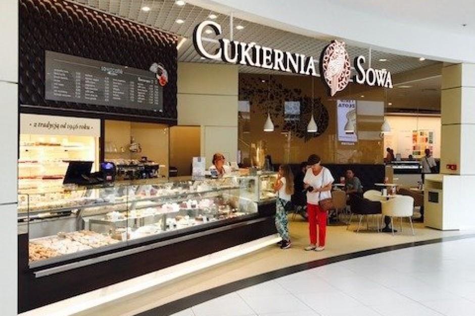 Magia d'Italia Gelati Cafe oraz Cukiernia Sowa w Wola Park