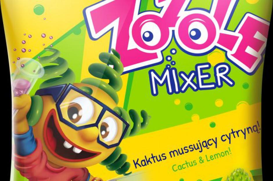 Nowość od Zozoli - cukierki o smaku kaktusa i cytryny