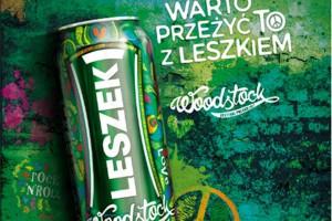 Lech Premium po raz czwarty sponsorem głównym Przystanku Woodstock