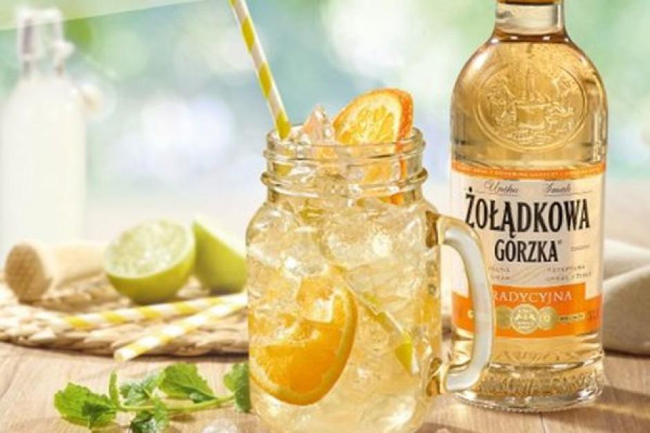 Stock Polska odświeża rytuał picia Żołądkowej Gorzkiej