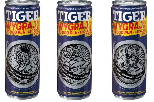 Ogólnopolska loteria Tiger Trip