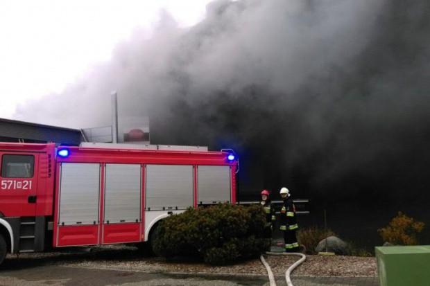 Umorzono śledztwo ws. pożaru w ZM Olewnik Bis z powodu niewykrycia sprawcy