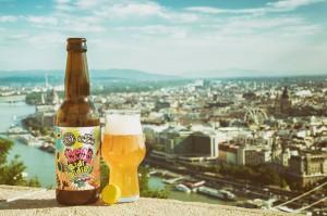Piwo z wanilią i laktozą to efekt współpracy browaru Kingpin z Węgrami