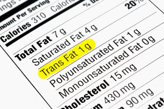 Polacy chcą ograniczenia tłuszczów trans w produktach