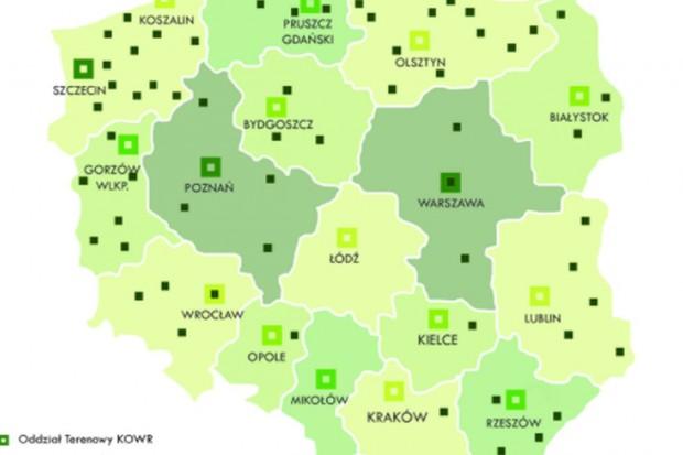 Krajowy Ośrodek Wsparcia Rolnictwa od 1 września 2017 r.