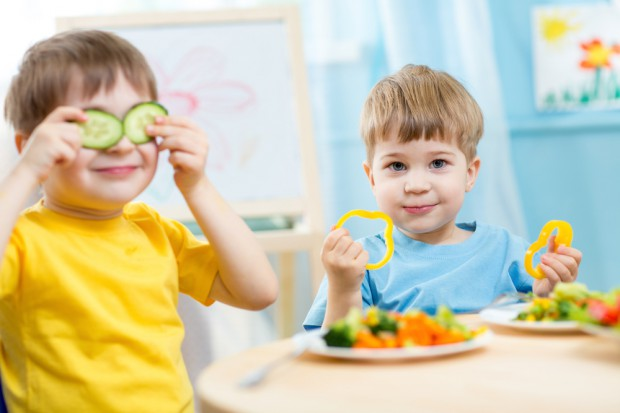 Dzieci z małych miejscowości uczą się zdrowych nawyków żywieniowych