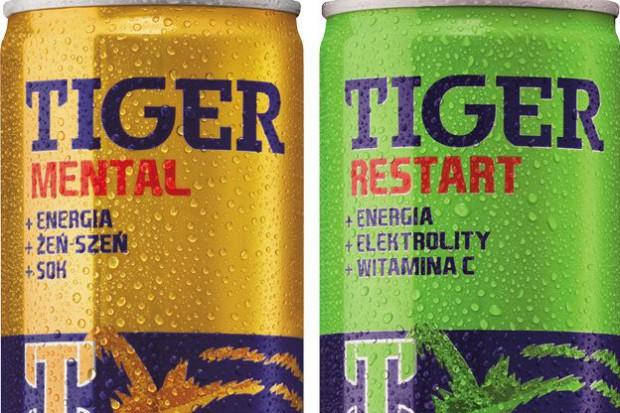 Nietrafiona grafika z profilu marki Tiger. Maspex przeprasza