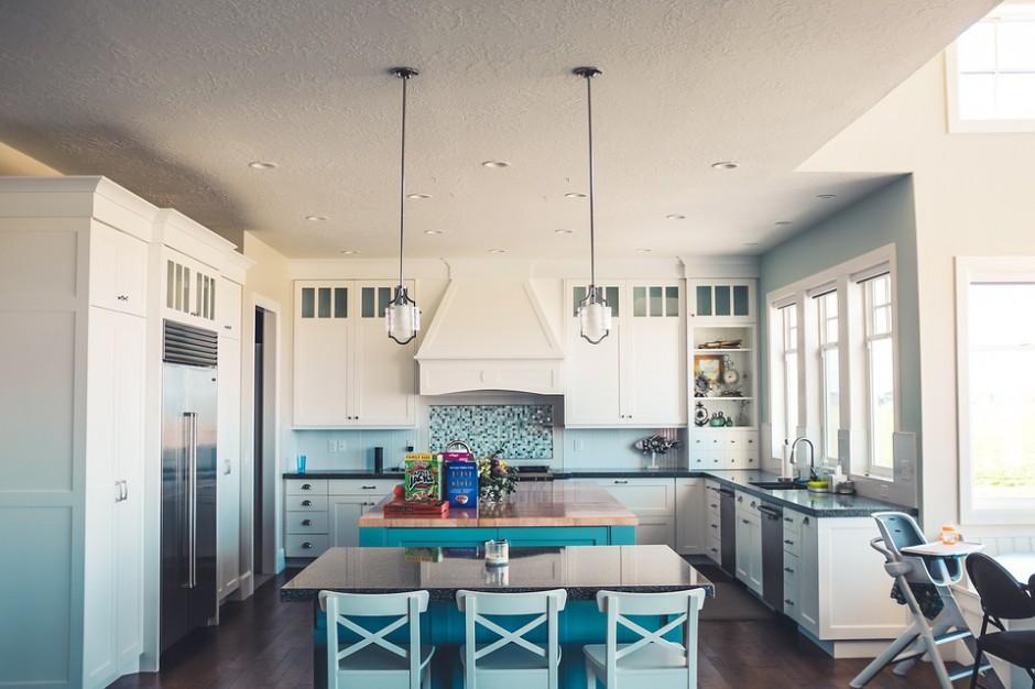 Dobór kolorów w kuchni ma znaczenie