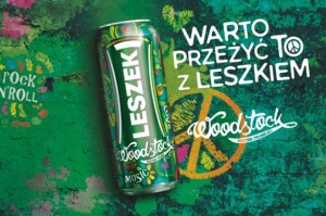 Miasteczko Leszka na Woodstock 2017