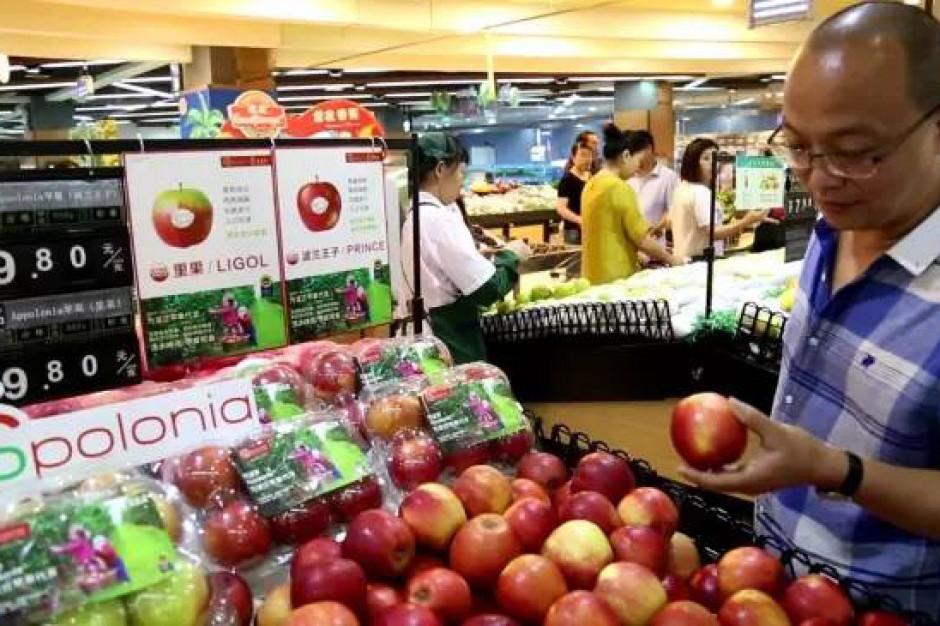 Przed polskimi eksporterami jabłek stoi wiele wyzwań w Chinach