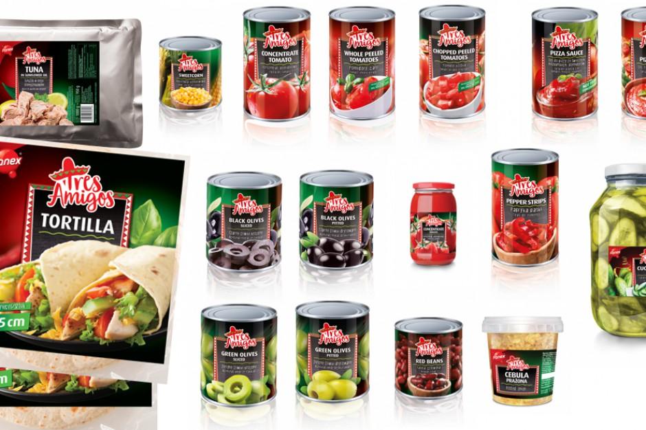 Fanex wprowadza nową markę produktów dla gastronomii