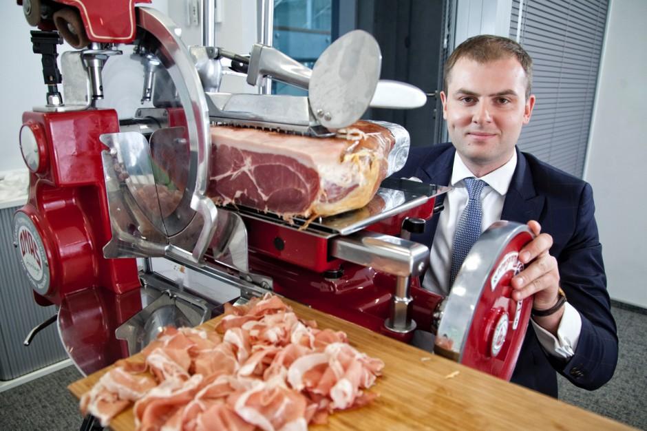 Z włoską szynką dojrzewającą na podbój polskiego rynku - wywiad z właściciel RobRut Distribution