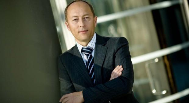Pierwszy wywiad z nowym prezesem Danone - Markiem WojtynÄ…