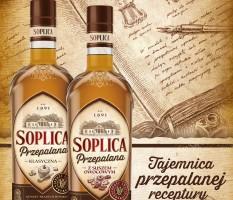 Marka Soplica wchodzi w nowy segment wódek