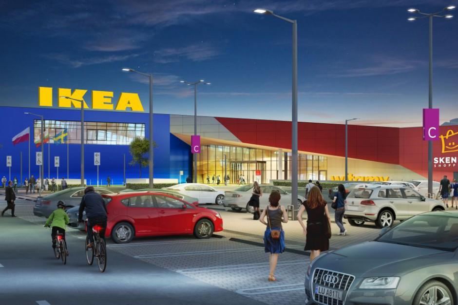 IKEA Centres w Lublinie ma nową nazwę - Skende Shopping