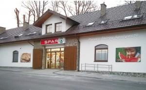 Sieć Spar otworzyła sklep w Dziewinie