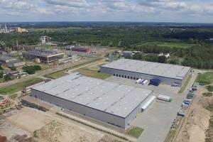 Rohlig Suus Logistics debiutuje w gliwickim parku logistycznym