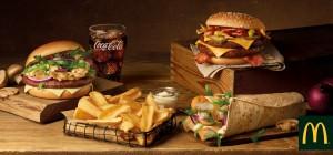 McDonald's wprowadza grzyby do burgerów i wrapów