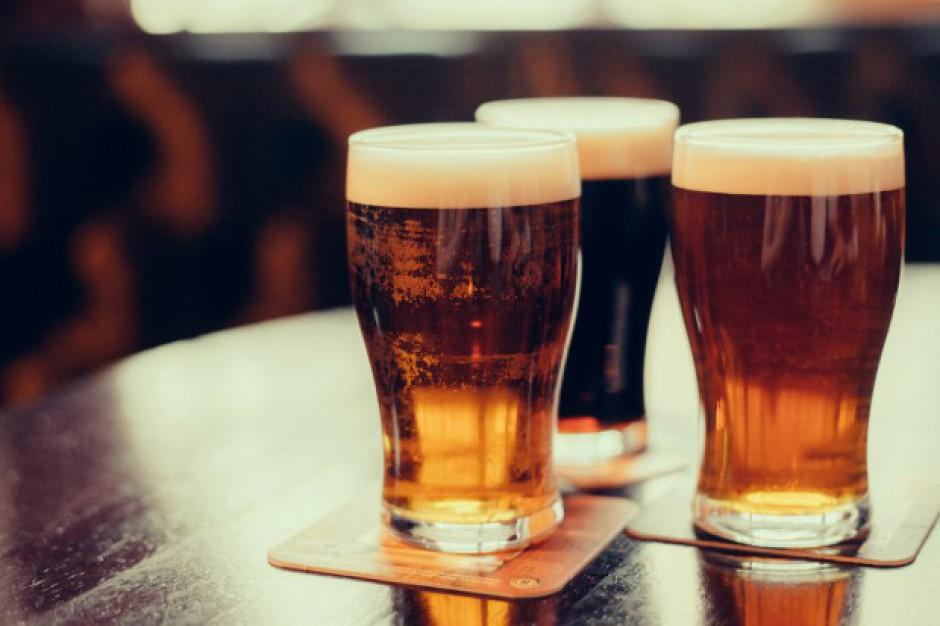 Produkcja piwa w lipcu i po siedmiu miesiącach niższa niż rok temu