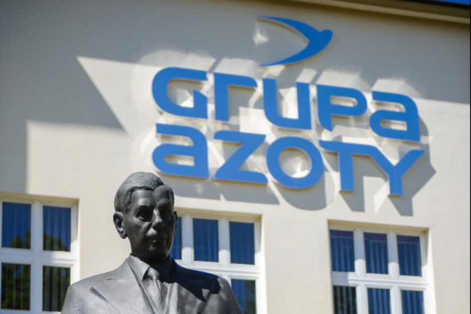 Grupa Azoty: PDH Polska ma zezwolenia na prowadzenie działalności na obszarze PSSE