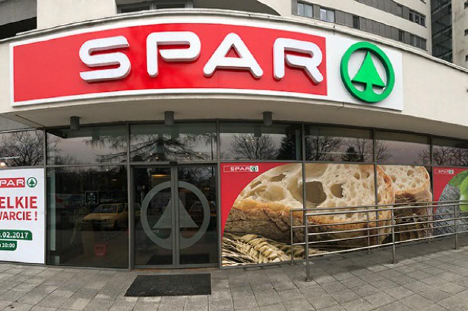 Sieć Spar otworzyła swój pierwszy sklep na Białorusi